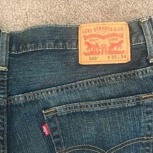 Levi's Jeans - Men's Levi's jeans!